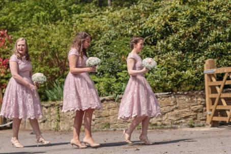 Lizzie and Ben Bridemaids 2