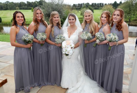 Ellie and Bridesmaids 2